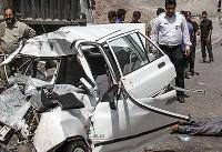 بررسی راهکارهای کاهش تصادفات جادهای در کمیسیون عمران