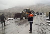 پیشبینی آبگرفتگی معابر و سیلاب در برخی استانها