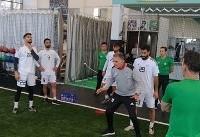 اعلام لیست نهایی تیم ملی برای جام ملتها دو گروه