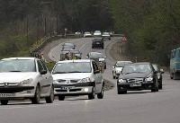 محورهای مواصلاتی کشور بدون ترافیک /۱۰ محور مواصلاتی کشور مسدود است