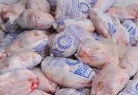 فروش مرغ منجمد ۸۹۰۰ تومانی آغاز شد