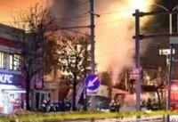 انفجار در رستورانی در ژاپن/ ۴۲ نفر زخمی شدند