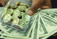 ادامه کاهش نرخ دلار در کانال ۹ هزار تومانی/ قیمت طلا و سکه ریخت