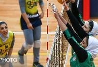 زبردست نایب رییس بانوان فدراسیون والیبال شد