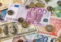 یکشنبه ۲۵ آذر | نرخ رسمی ۳۹ ارز ثابت ماند