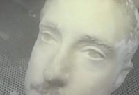 فریب فناوری تشخیص چهره آیفون با چاپگر سه بعدی