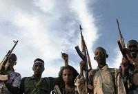 ۶۲ کشته در حمله هوایی آمریکا علیه گروه الشباب سومالی