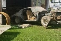 Steve McQueen's missing 1979 Pontiac Trans Am pulled from Illinois barn