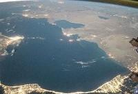 زلزله ۴.۷ ریشتری دریای خزر را لرزاند