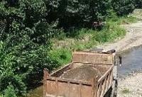 دعوا در کف رودخانههای مازندران!