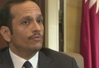 وزیر خارجه قطر: تحریم راه حل مشکلات نیست