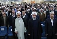 قدردانی رئیس ستاد اقامه نماز از رئیس جمهور