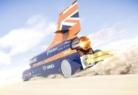 1000mph Bloodhound SSC record car saved