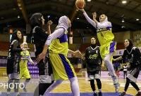 دانشگاه آزاد - نفت؛ رقابتی حساس در مسیر قهرمانی  لیگ بسکتبال بانوان