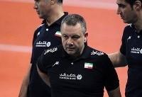 سرپرست فدراسیون والیبال زمان حضور کولاکویچ را اعلام کرد