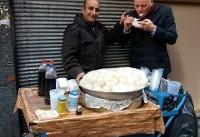 سفیر آلمان در تهران و طعم خوردن شلغم در بازار بزرگ تهران
