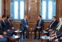 اردن و سوریه به زودی سفیر مبادله میکنند