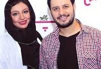 عکس / جواد عزتی و همسرش در یک جشن سینمایی
