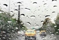تداوم بارندگی در استانهای شمالی + فیلم