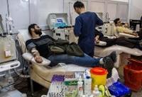 آمار ۵۹ درصدی اهدای مستمر خون در کشور