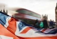 رشد اقتصادی انگلیس نصف شد