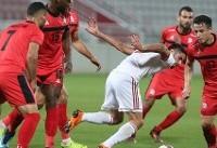 حذف فلسطین در مرحله گروهی جام ملتهای آسیا
