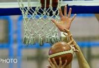 گرگان پیروز بازی حساس هفته پایانی لیگبرتر بسکتبال