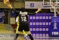 اعتراض شدید مربی تیم بسکتبال بانوان هیرو به داوری