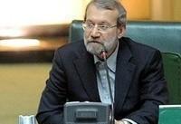 لاریجانی: آیتالله مومن در همه مسیر حرکت ۴۰ ساله انقلاب از کیان انقلاب اسلامی حمایت کردند