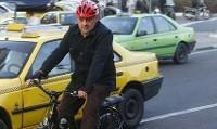 تاکید حناچی بر ترویج دوچرخهسواری در تهران