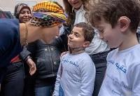 جدیدترین تصاویرمنتشر شده از اسما اسد پس از ابتلا به سرطان/سلفی بشار اسد با مجروح جنگی سوری
