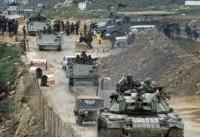 اعزام نیروهای ارتش لبنان به مرز سرزمینهای اشغالی