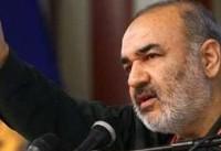 هشدار سردار سلامی به دشمنان ایران نسبت به افزایش برد موشکهای سپاه