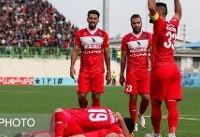 اولین برد نساجی با جلالی در لیگ برتر