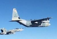 سقوط دو هواپیمای ارتش آمریکا نزدیک سواحل ژاپن