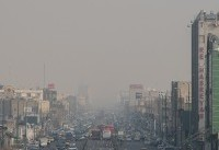 هوای تهران، همچنان برای گروه های حساس ناسالم است / هوای کرج، ناسالم برای همه