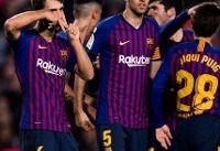 صعود بارسلونا و اتلتیکو مادرید به یکهشتم نهایی کوپا دلری