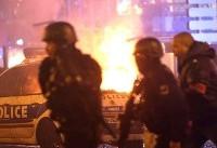استقرار ۸ هزار پلیس در پاریس برای مقابله با تظاهرات جلیقه زردها