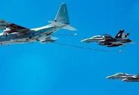 سقوطگیری نافرجام جنگندههای آمریکایی | دو سقوط پیاپی