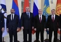 اتحادیه اوراسیا موافقتنامه محدوده آزاد تجاری با ایران را تایید کرد