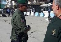 اولین تصاویر از محل حمله تروریستی چابهار + عکس