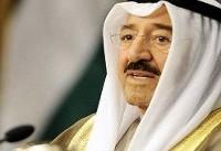 پیام تسلیت امیر کویت به رئیسجمهور ایران