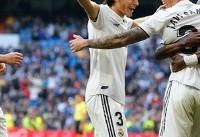 صعود رئال مادرید به مرحله یکهشتم نهایی با گلزنی ایسکو