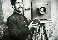 نمایش دوربینهای دوره قاجار در کاخ گلستان