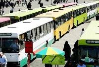 وضعیت اتوبوسهای شهری در گزارش معاون وزیر کشور