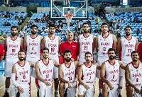 سقوط یک پلهای بسکتبال ایران در رنکینگ فیبا