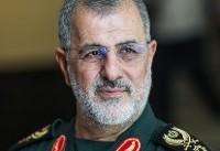 فرمانده نیروی زمینی سپاه در گذشت سردار منصوری را تسلیت گفت