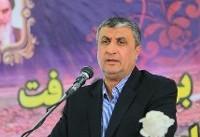افتتاح سومین نمایشگاه حملونقل با حضور وزیر راه و شهرسازی