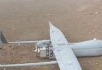 انهدام پهپاد جاسوسی ائتلاف سعودی در غرب یمن