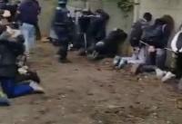 خشم افکار عمومی علیه انتشار تصاویر بازداشت دانشآموزان فرانسوی